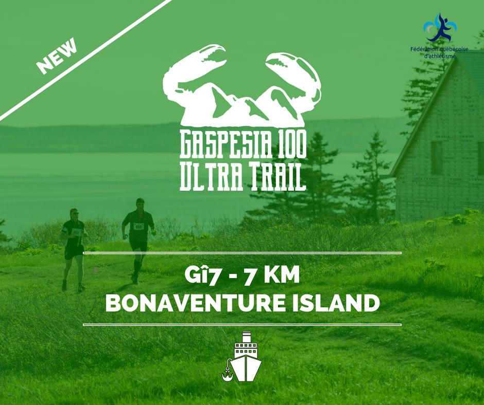 Ultra Trail Gaspesia GI 7 en