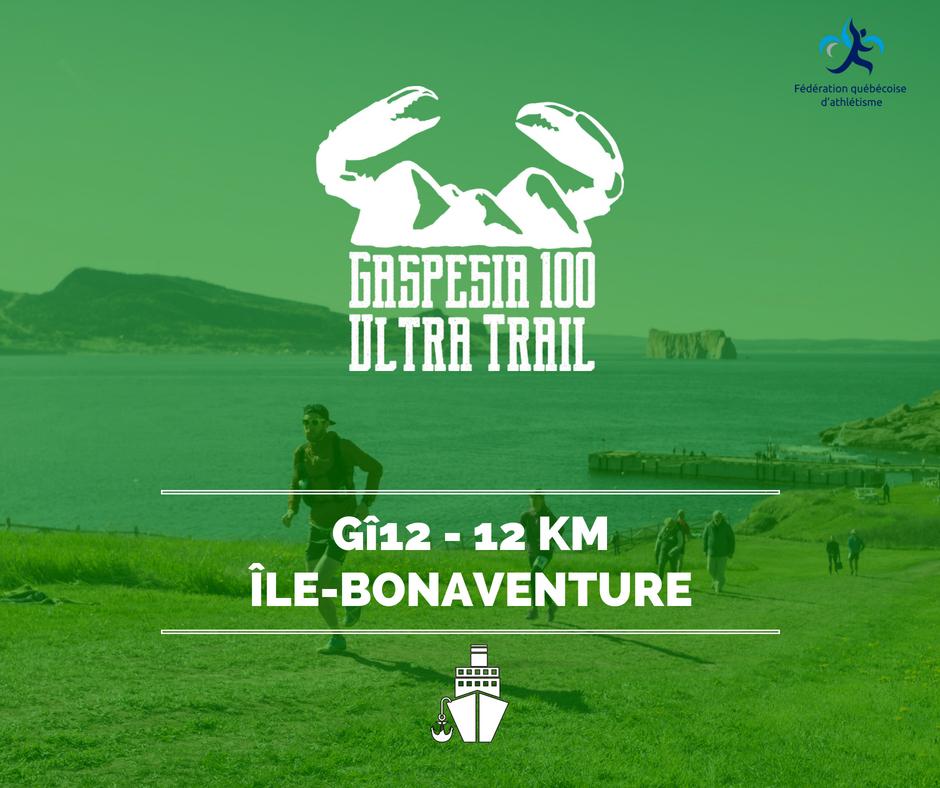 Ultra Trail Gaspesia GI 13 f Ile-Bonaventure