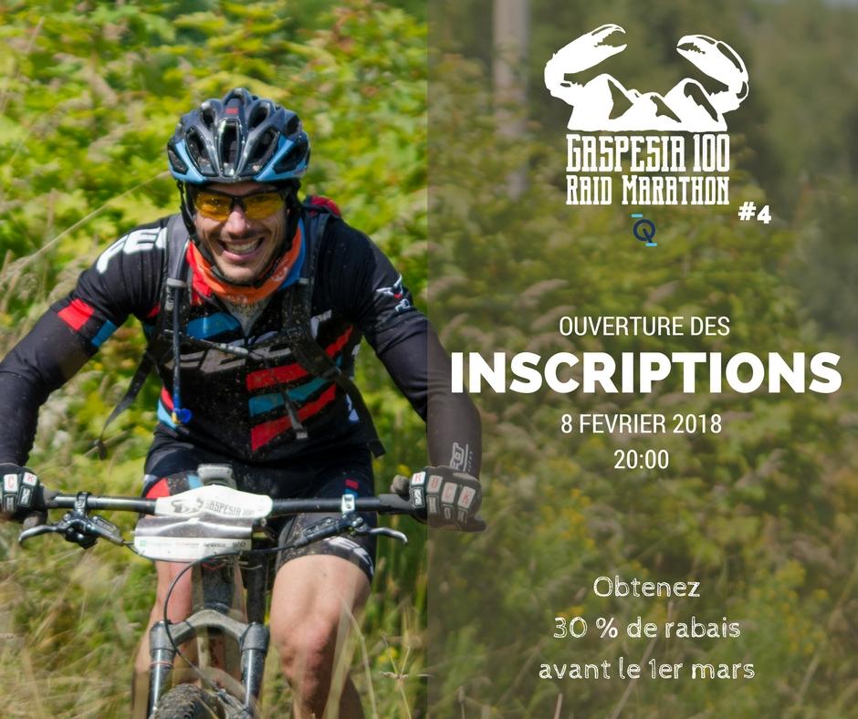Raid/Marathon Gaspesia 100