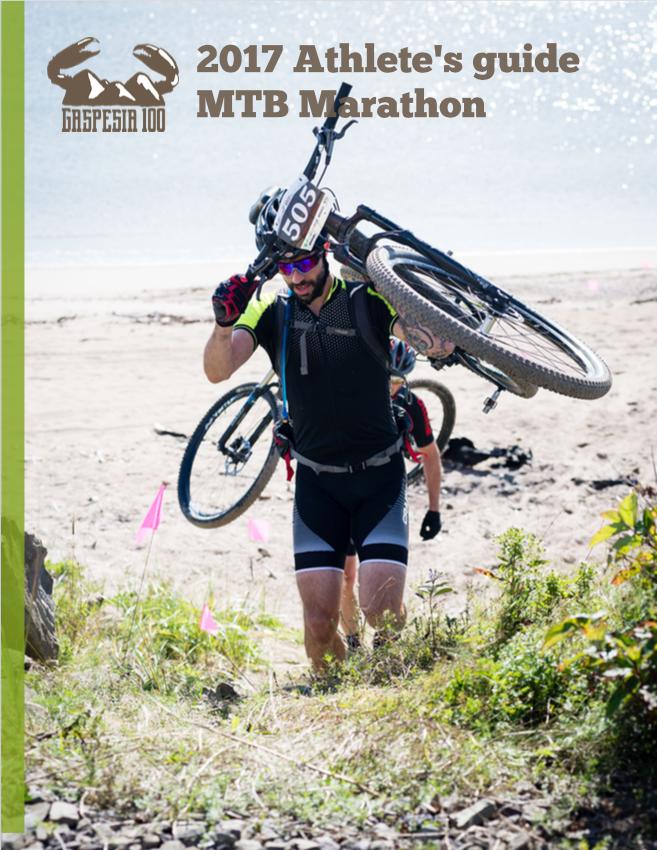 2017 Gaspesia 100 MTB Marathon race guide