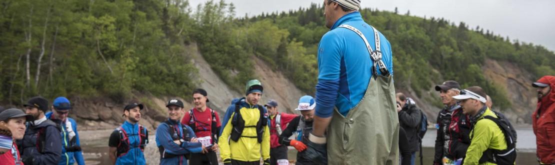 Ultra Trail Gaspesia 100 2017