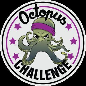 Événements Gaspesia Octopus Challenge Logo Course à obstacles