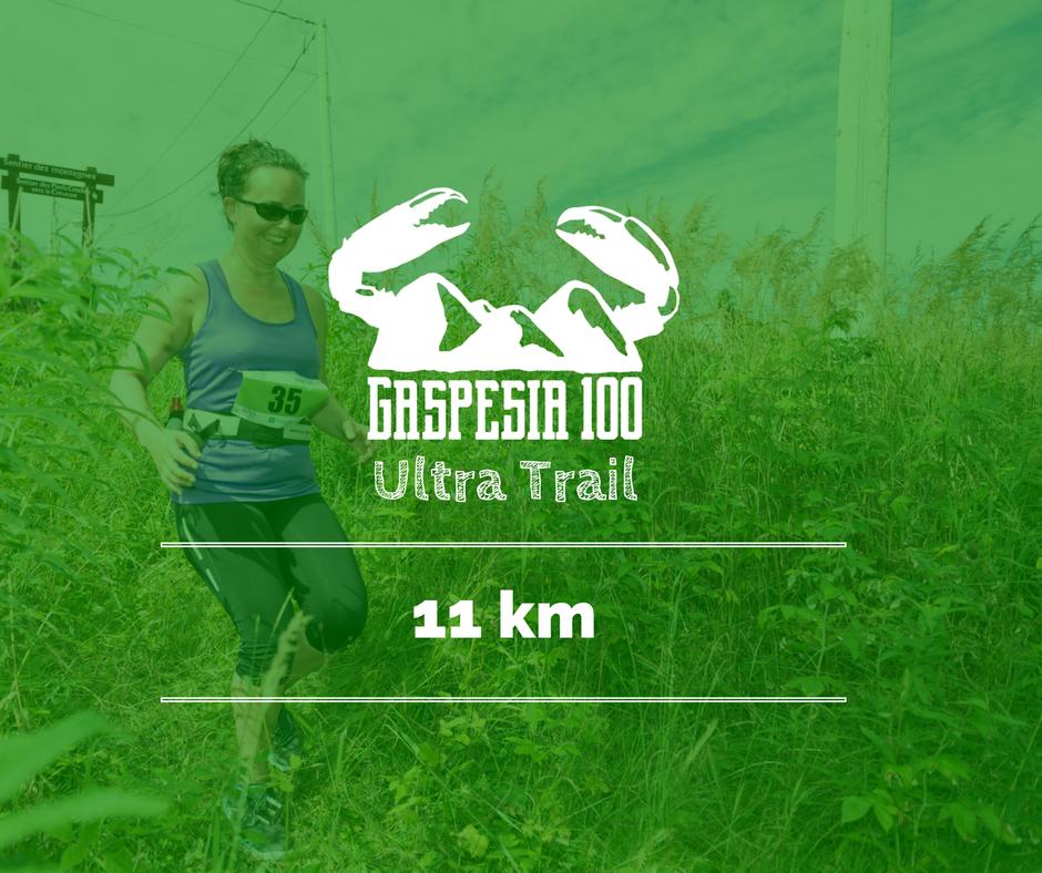 Ultra Trail Gaspesia 100 - 100 miles