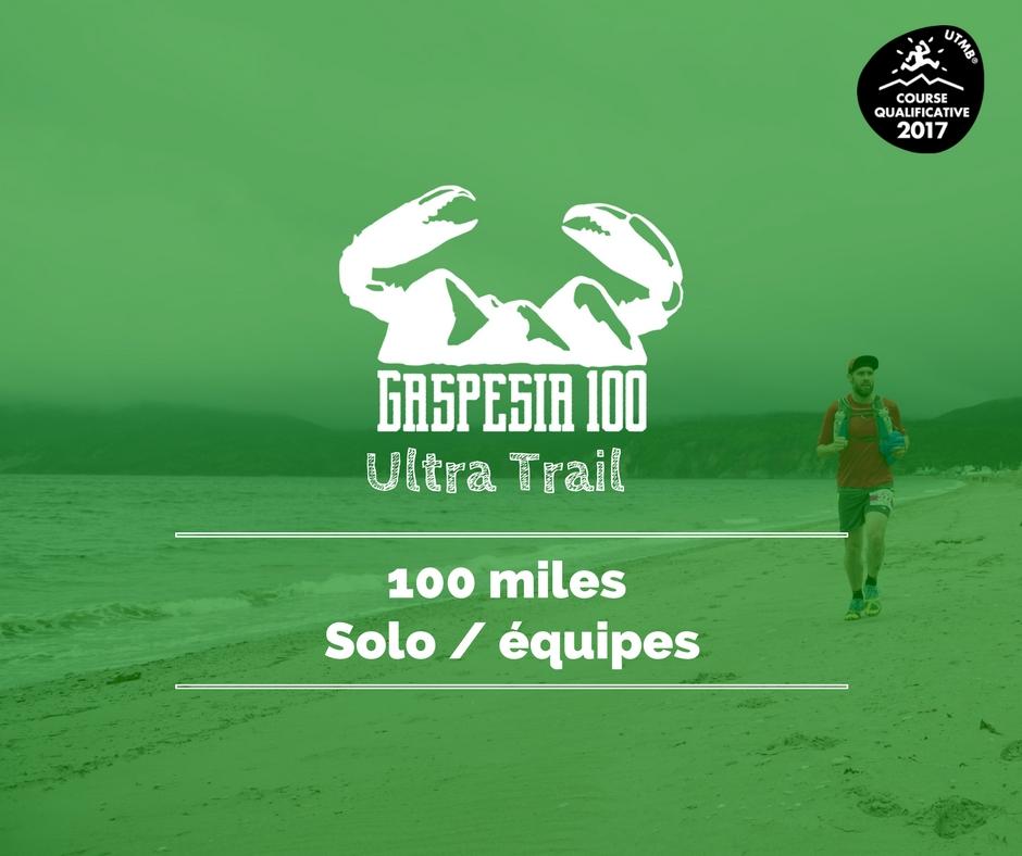 UTG100- 100 miles