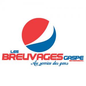 breuvages gaspé logo série gaspesia