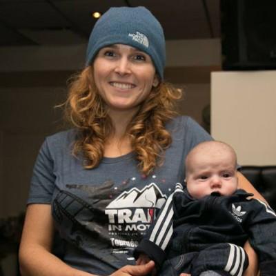 Ultra Trail Gaspesia 100 ---Marline-Côté-ambassadrice