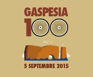 Gaspesia 100 -  2015